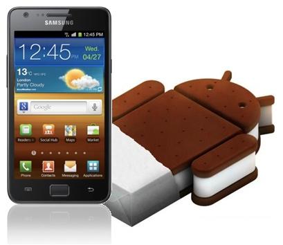 Samsung Galaxy S2 - ICS Güncellemesi ve Pil Sorunu
