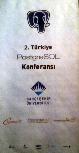 2. Türkiye PostgreSQL Konferansı